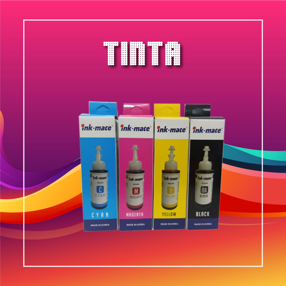 TINTA SUBLIME (SUBLIMATION INK)